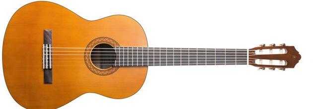 Yamaha Gitar Klasik CX 40 - Cokelat