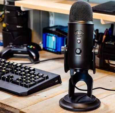 Blue Yeti Streaming Microphones