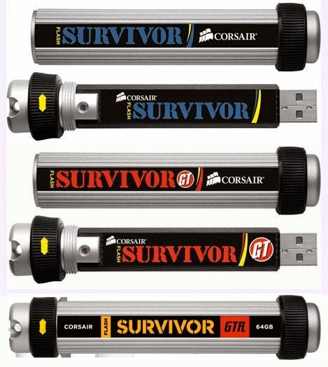 USB Corsair Flash Survivor 3.0