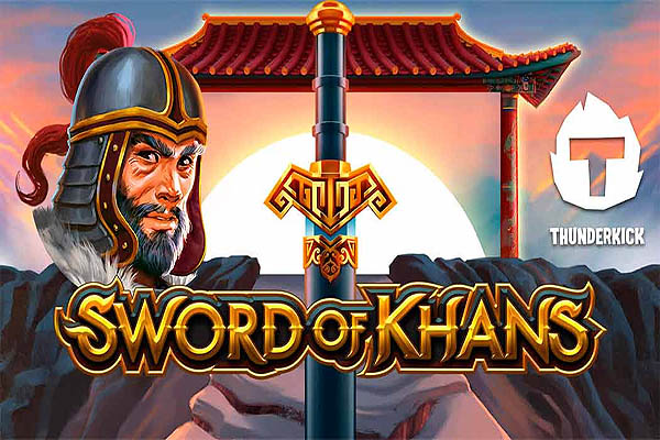 Main Gratis Slot Sword of Khans (Thunderkick)