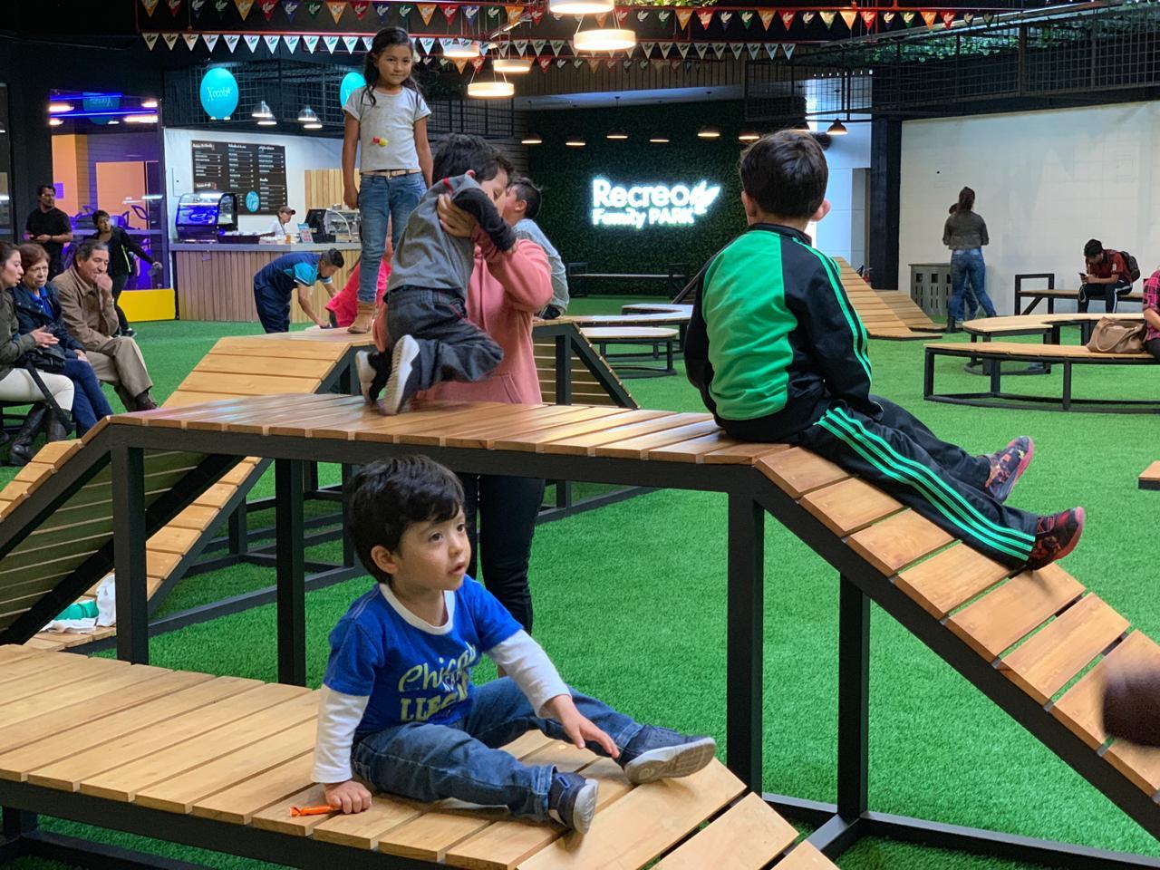 Recreo Family Park, lo nuevo de la Ciudad Comercial El Recreo