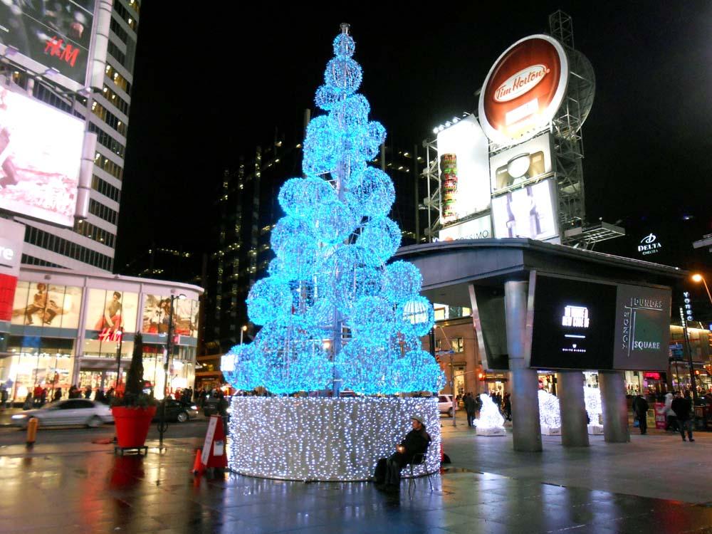 A Toronto Blog: Santa Rests