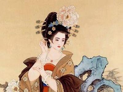 世界3大美女、楊貴妃のお墓は山口県にある?【c】