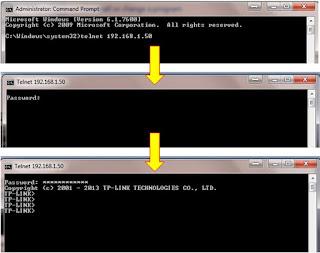Langkah Mengaktifkan Telnet Pada Windows 7