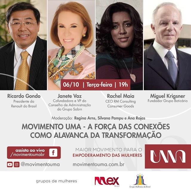 Assespro-PR apoia maior evento de empoderamento feminino do Brasil