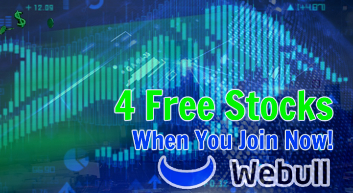 Webull Review -  Free Stocks And User Guide