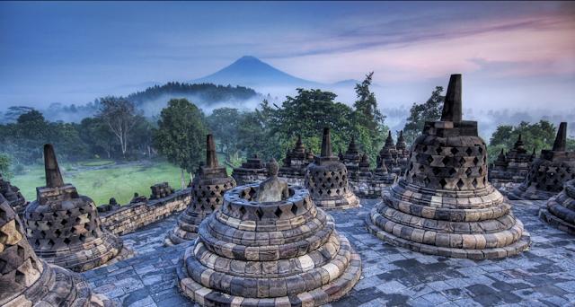 Legenda Candi Borobudur