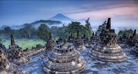 Legenda Candi Borobudur: Penguasa Hindu dan Buddha