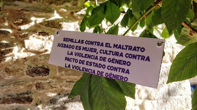 Juzbado es mujer, pacto de estado contra la violencia de género 2019
