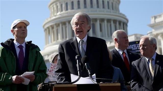 Senator Ed Markey concerned as US mulls nuclear deal with Riyadh