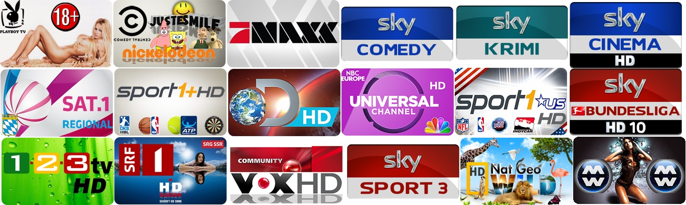 Hotbird channels uk