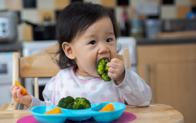 Cara meningkatkan nafsu makan anak