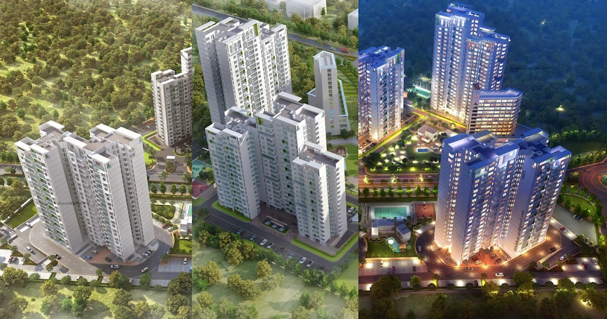 Stare High Rise Apartments Aerial View 3d Exterior