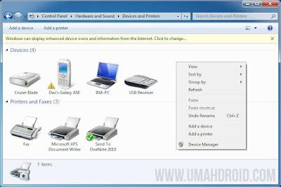 Add Bluetooth Device Baru Windows 7