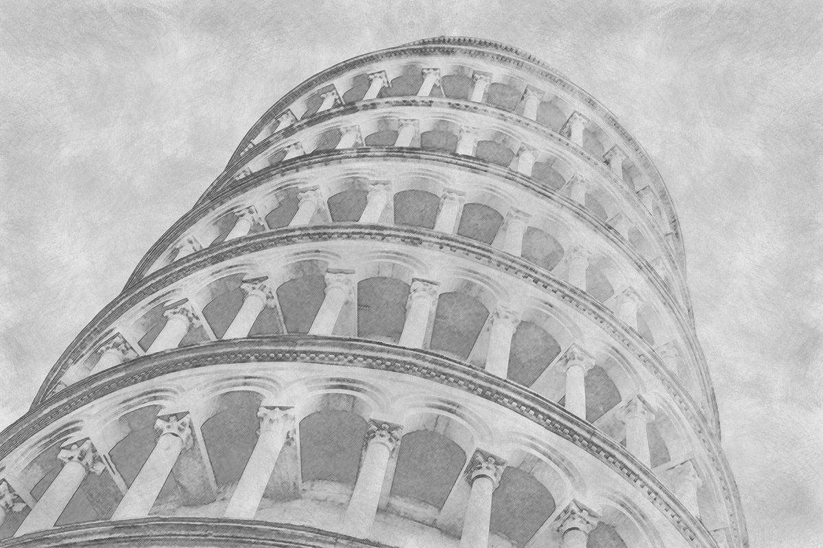 Pencil Drawing Sketch Photo Effect 5219131.