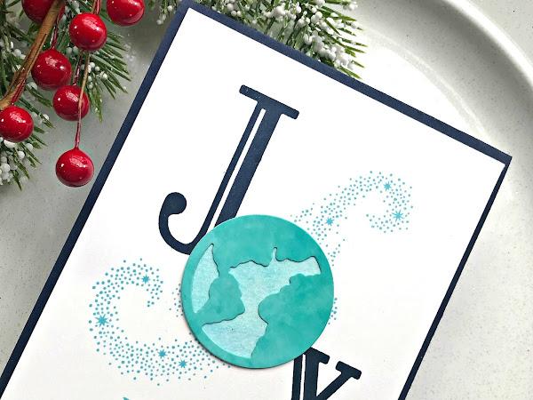 CAS Christmas Challenge - February- Joy