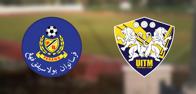 Live Streaming Pahang vs UiTM FC 29.1.2020 Friendly Match