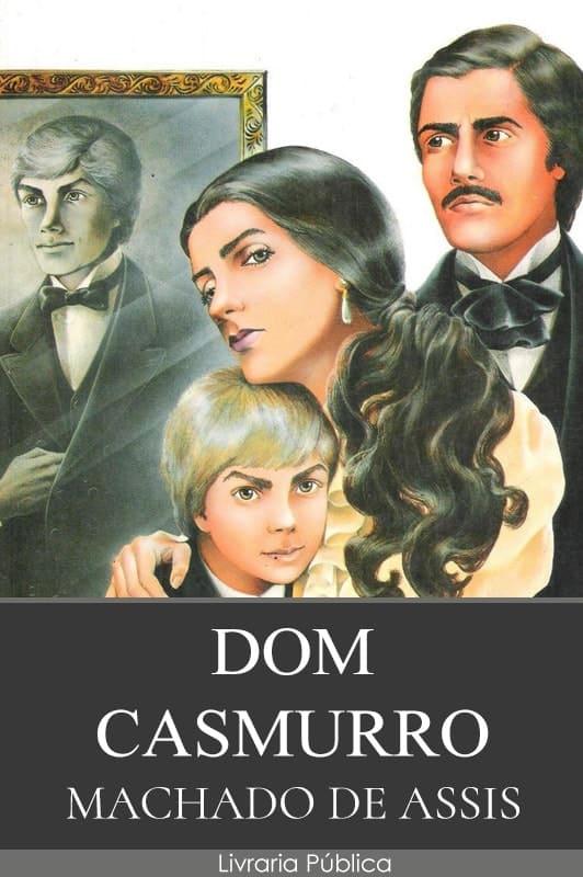 Dom Casmurro pdf epub mobi