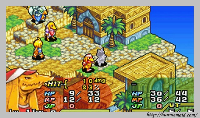 Final Fantasy Tactics Gba Advance Rom Free Download