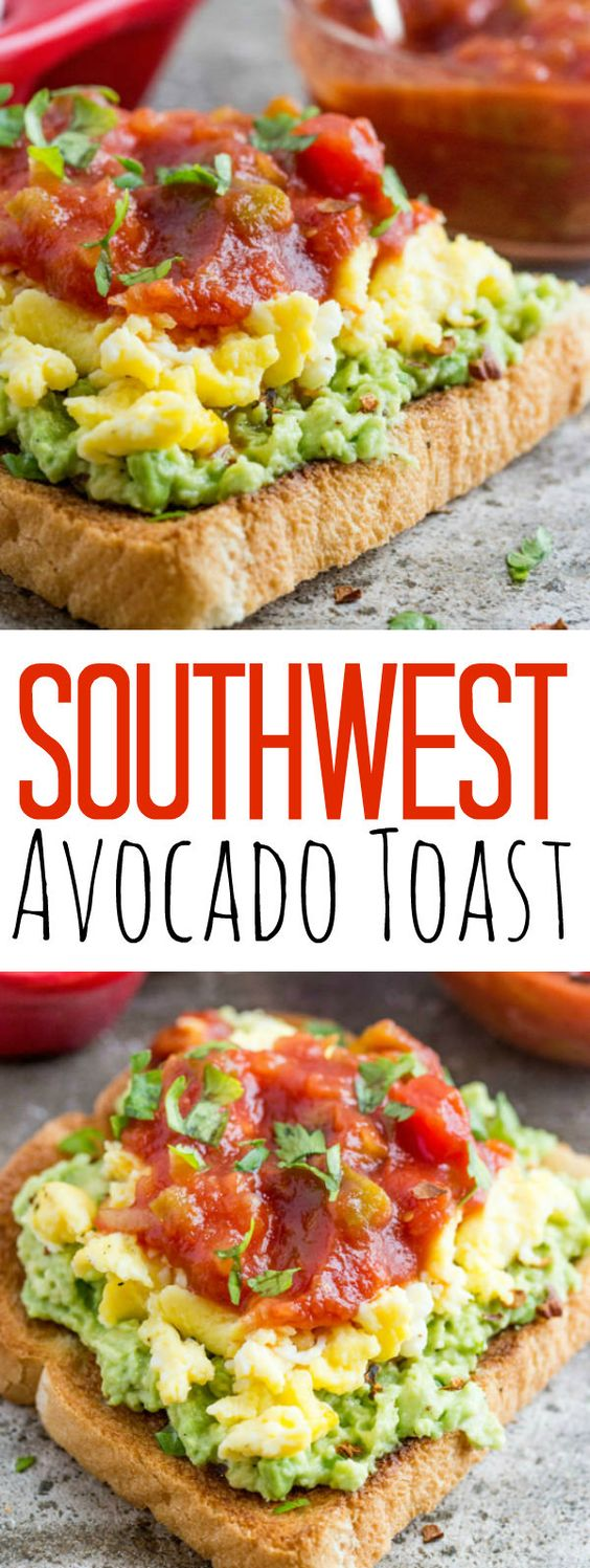SOUTHWEST AVOCADO TOAST #recipes #healthybreakfast #breakfastrecipes #healthybreakfastrecipes #food #foodporn #healthy #yummy #instafood #foodie #delicious #dinner #breakfast #dessert #lunch #vegan #cake #eatclean #homemade #diet #healthyfood #cleaneating #foodstagram