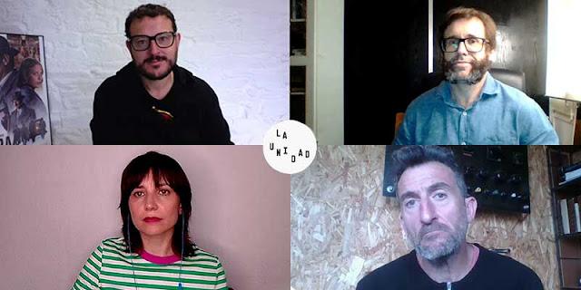 [Entrevista] Dani de la Torre, Alberto Marini, Marian Álvarez y Luis Zahera nos cuentan cosas sobre 'La Unidad'