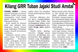 Tuban GRR Refinery Explores EIA Study
