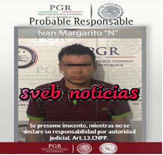 """""""Cae"""" """"El Terry"""" líder del CJNG en Colima y Michoacan"""