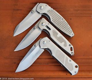 Enlan M08, M06 and Sanrenmu 7010 frame-lock folders