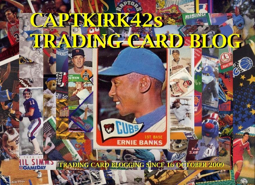 CaptKirk42s Trading Cards Blog