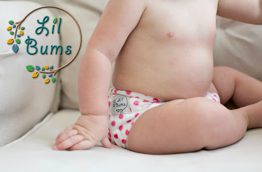 Lil Bums Cloth Diaper Review/Giveaway