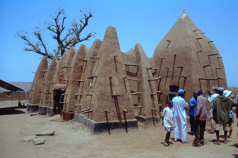 famous landmarks ghana