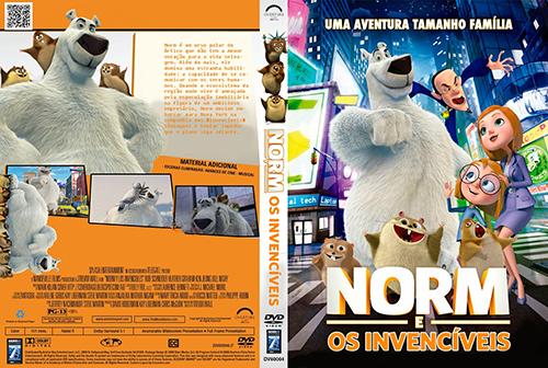 Norm e os Invencíveis Torrent - BluRay Rip