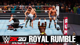 Download WWE 2K20 Highly Compressed Game