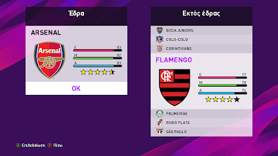 PES 2020 HQ Club & Competition logos (+ National Flags) BY NFS_FM