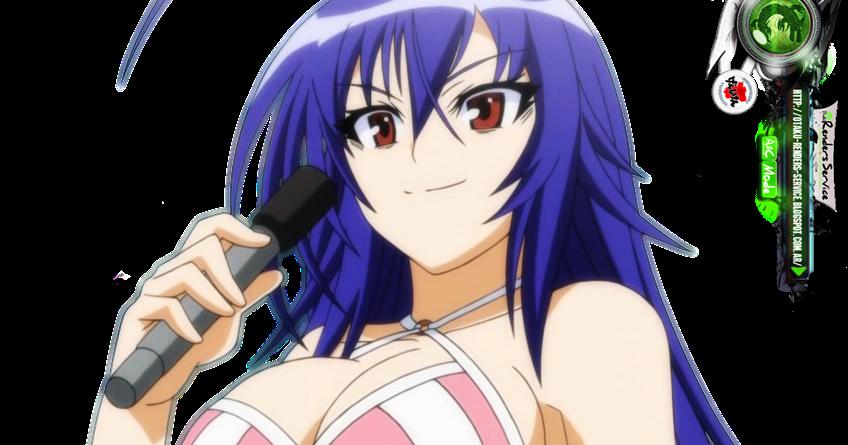 Medaka Box:Medaka Kurokami Sexy Mizugi Render | ORS Anime Renders