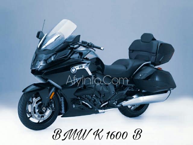 Gambar BMW K 1600 B