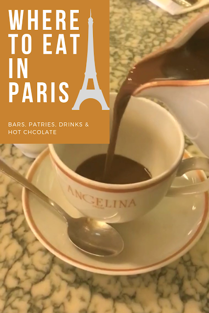 Where to Eat in Paris - Easy Food & Bar Guide