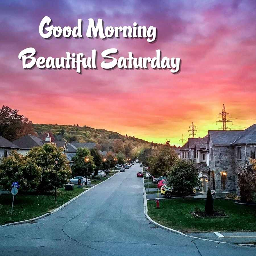 good morning wishes saturday images