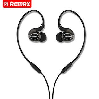 merk earphone terbaik Remax RM-580