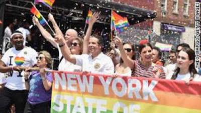 New York Melarang LGBT, Kaum Transgender Panik