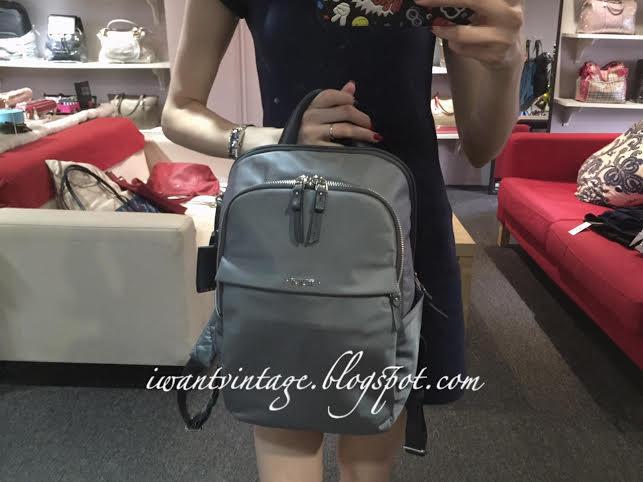 I Want Vintage Vintage Designer Handbags Tumi Voyageur