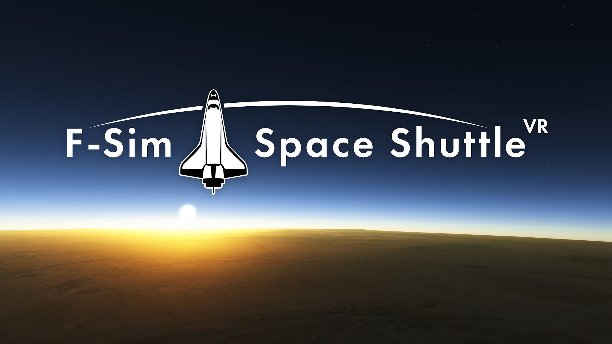 F-Sim | Space Shuttle VR Out on Oculus Go Today