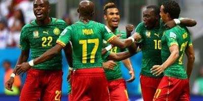 شاهد مباراة الكاميرون والجابون بث مباشر بطولة الامم الافريقية 2017