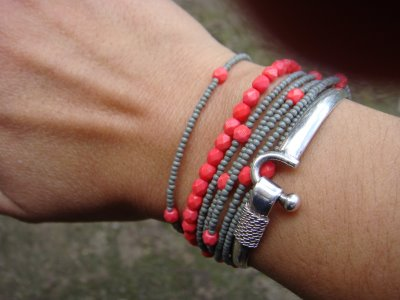 I Often Get Questions About My Favorite Piece Of Jewelry Caribbean Hook Bracelet Got It In St John 2007 When First Visited The Usvi