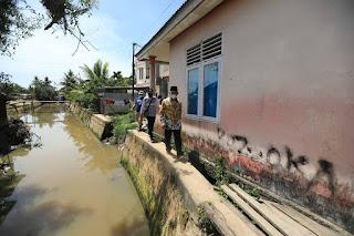 Peninjauan Ke Berbagai Lokasi Strategis Pembangunan di Kota Tarakan
