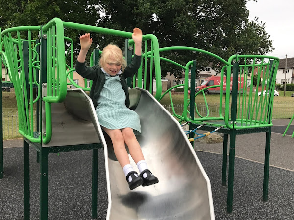 Playgrounds in and near Loughton, Essex