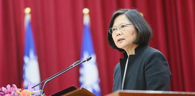 China Loloskan UU Keamanan Nasional Hong Kong, Taiwan Beri Peringatan Pada Warganya