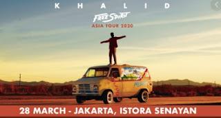 Konser Khalid 2020