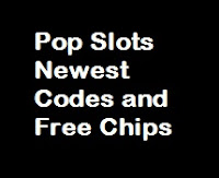 Pop Slots newest codes and free chips and newest codes for pop slots.