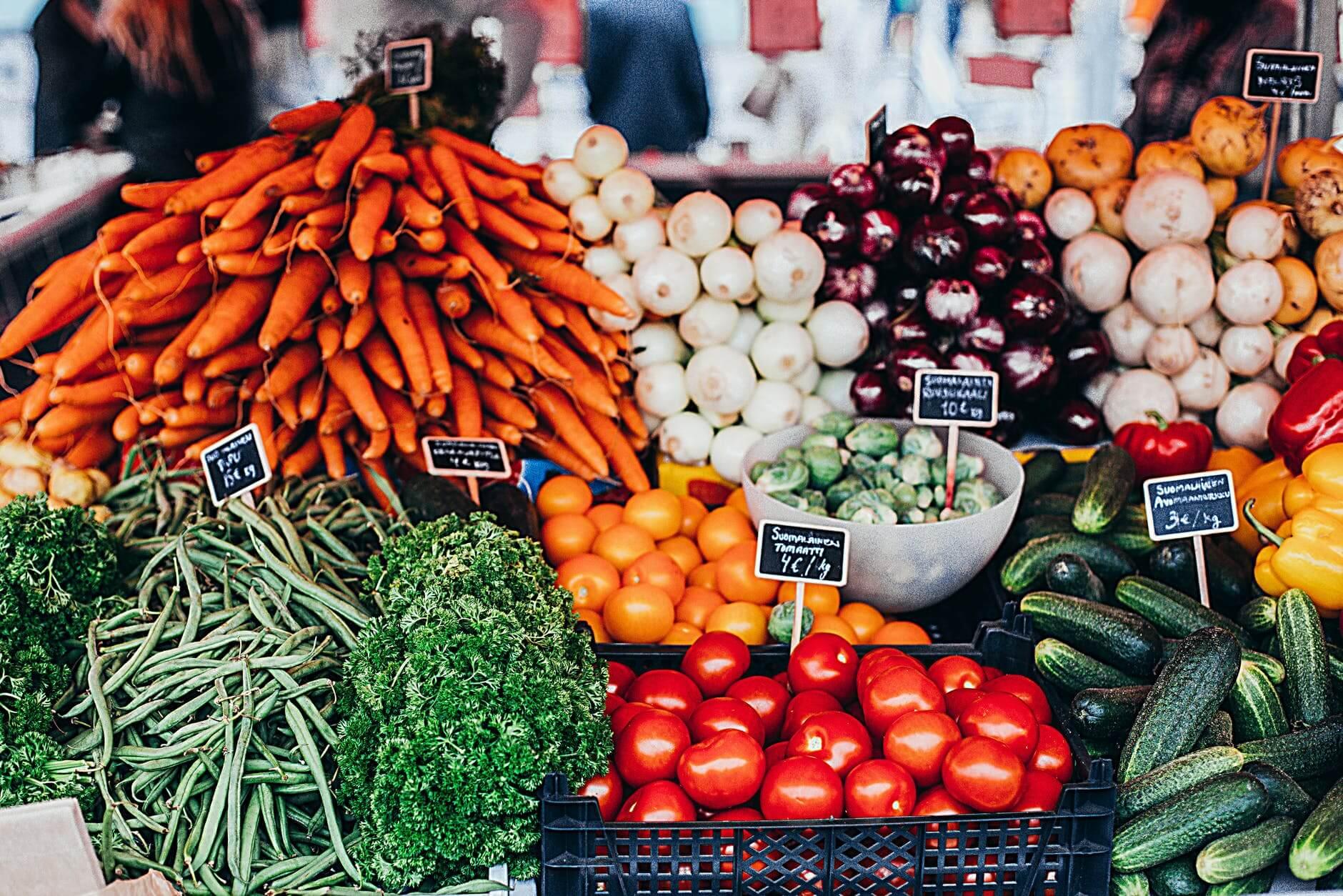 8 dicas para uma alimentação saudável